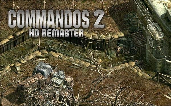 Switch-версия ремастера Commandos 2 уже скоро!