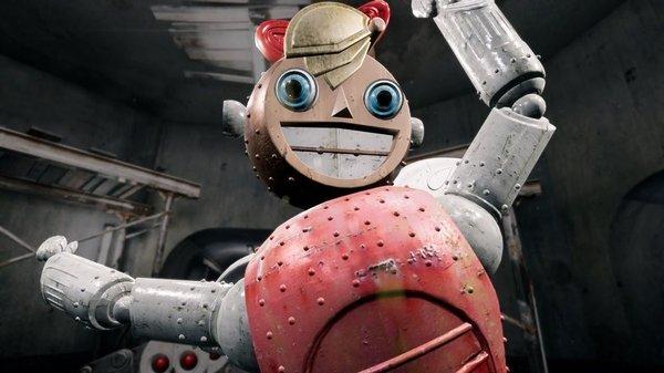 BioShock по-русски. Обнародованы новые скриншоты довольно амбициозного приключения, получившего название «Atomic Heart»