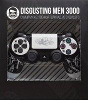 Беспроводной джойстик DualShock 4 «Disgusting Men» версия 2
