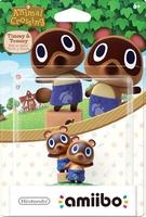 Amiibo: Фигурка Тимми и Томми «Animal Crossing Collection»