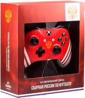 Беспроводной джойстик Xbox One Wireless Controller «Сборная России» с 3,5-мм стерео-гнездом для гарнитуры и Bluetooth