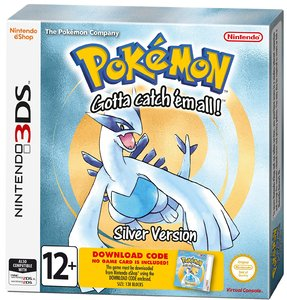 Pokémon Silver Version (код загрузки)