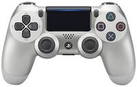 Беспроводной геймпад DualShock 4 «серебристый цвет» версия 2