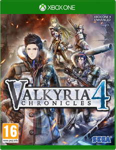 Valkyria Revolution. Limited Edition [Xbox One]