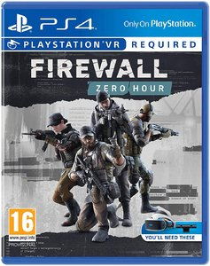 Firewall Zero Hour «Только для VR»
