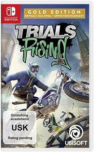 Trials Rising. Gold Edition [Nintendo Switch]