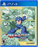Mega Man Legacy Collection [PS4]