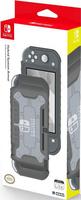 Защитный чехол HORI «Hybrid System Armor» (серый) для Nintendo Switch Lite