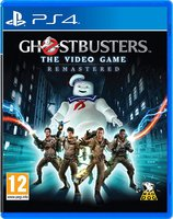 Ghostbusters: The Video Game Remastered [PS4]