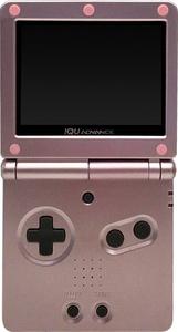Game Boy Advance SP «Розовый цвет»