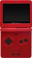 Game Boy Advance SP «Красный цвет»