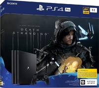 Игровая приставка Sony PlayStation 4 Pro 1TB + «Death Stranding»