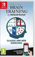 Dr Kawashima`s Brain Training for Nintendo Switch