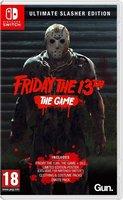 Friday the 13th: The Game. Ultimate Slasher Edition [switch]