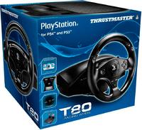 Руль игровой с педалями Thrustmaster T80 Racing Wheel