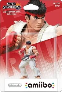 Фигурка Amiibo Рю «Super Smash Bros. Collection»