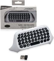 Беспроводная клавиатура DOBE Wireless Keyboard for XBOX One Controller «Латинская раскладка» Белый Цвет