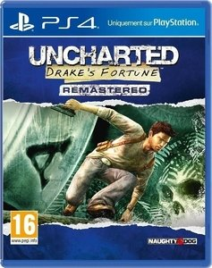 Uncharted: Drake's Fortune Remastered [PS4]