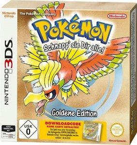 Pokémon Gold Version (код загрузки)