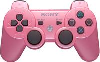 Беспроводной джойстик DualShock 3 «розовый цвет»