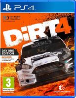 DiRT 4 - Издание первого дня [PS4]