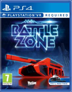 Battlezone VR «только для PS VR»