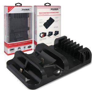 Зарядная станция DOBE «Multi-Function Charging Stand» для Nintendo Switch Mod: TNS-895
