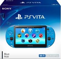 Игровая приставка Sony PlayStation Vita Slim Wi-Fi «Синий цвет»