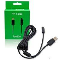 Кабель для подзарядки контроллеров Xbox One Cable Play & Charge Kit Длина: 2,75 м