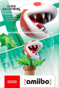 Фигурка Amiibo Растение Пиранья «Super Smash Bros. Collection»