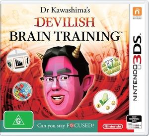 Dr Kawashima`s Devilish Brain Training: Can you stay focused?