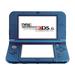 New Nintendo 3DS XL  «Голубой Металлик»