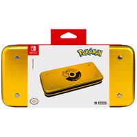 Защитный алюминиевый чехол Hori «Pikachu» для Nintendo Switch