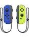 Набор из двух беспроводных контроллеров Joy-Con l «неоновый синий/неоновый желтый»