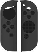 Силиконовые чехлы для 2-х контроллеров Joy-Con Серый Цвет