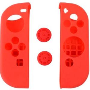Набор аксессуаров GameWill «Grip Protection Kit» Неоновый-красный Цвет