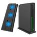 Подставка вертикальная DOBE «X-One X Cooling Dock» для Xbox One X TYX-1768