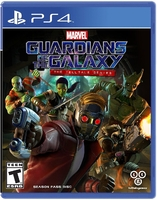 Marvel's Guardians of the Galaxy: The Telltale Series [PS4]