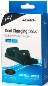 Зарядная станция PS4 DOBE Dual Charging Dock «TP4-002»