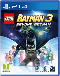 LEGO Batman 3: Beyond Gotham [PS4]