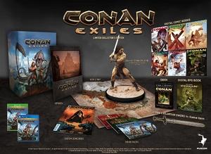 Conan Exiles. Коллекционное издание