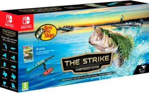 Bass Pro Shops «The Strike. Championship edition» + игровая удочка для Nintendo Switch