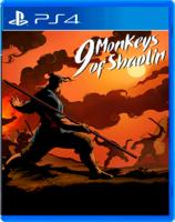 9 Monkeys of Shaolin [PS4]