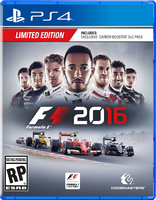 Formula1 2016 [PS4]
