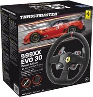 Съемное рулевое колесо Thrustmaster Ferrari GTE 599XX EVO 30 Wheel Add-On Alcantara Edition