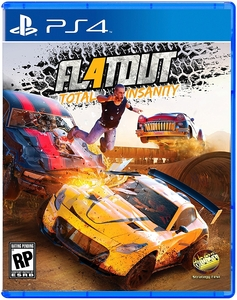 FlatOut 4: Total Insanity [PS4]