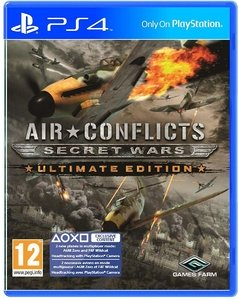 Air Conflict: Secret Wars - Ultimate Edition