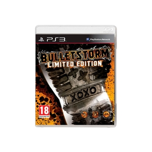 Bulletstorm: Limited Edition [PS3]