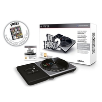 DJ Hero 2: Turntable Bundle [PS3]