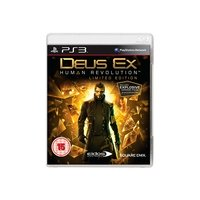 Deus Ex: Human Revolution - Limited Edition [PS3]